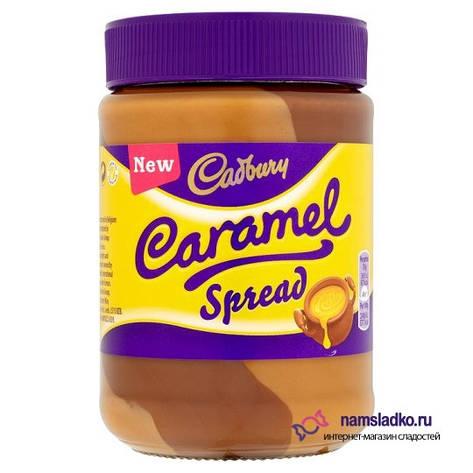 Cadbury Caramel Spread, 400 г, фото 2