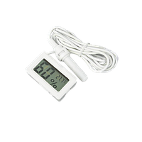 Гигрометр с термометром (цифровой)