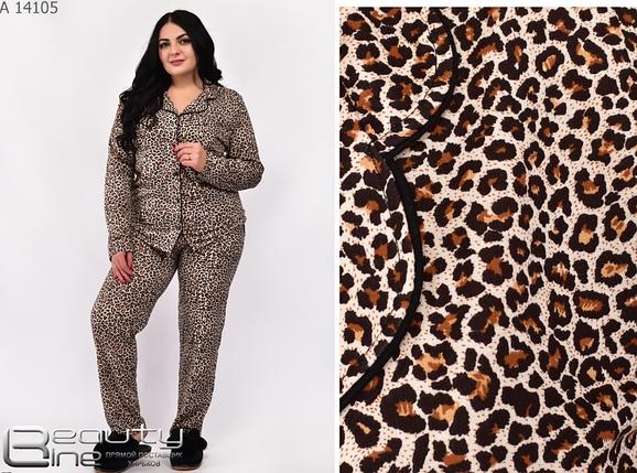Женская пижама Размеры: 44.46.48., фото 2