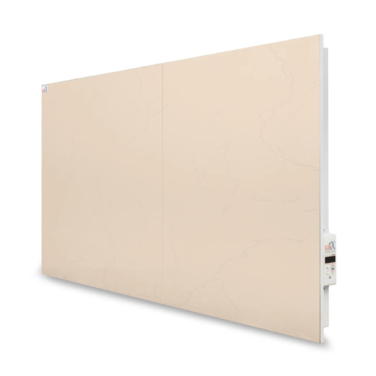 Керамическая панель отопления LIFEX КОП800 (бежевый)