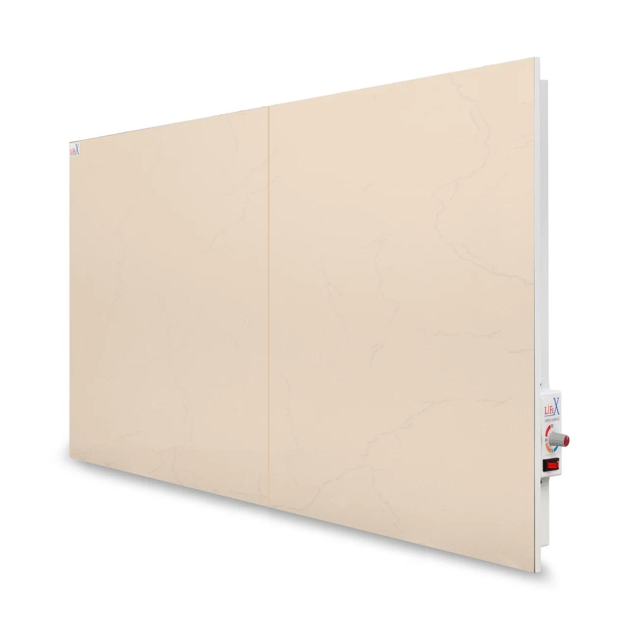 Керамическая панель отопления LIFEX КОП800R (бежевый)