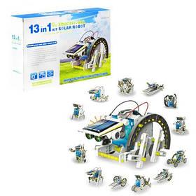 Робот-конструктор на солнечных батареях 13 в 1 2115A [neo108628-TSI]