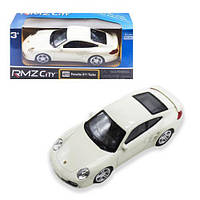 "Машинка ""Porsche 911"" белый 444010 [met145884-TSI]"