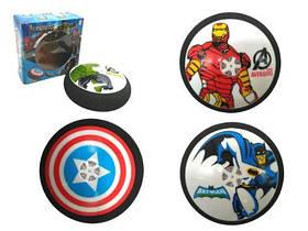 "Аэромяч ""Hoverball: Супергерои"", мини 789-24A/C/D/E [int116498-TSI]"