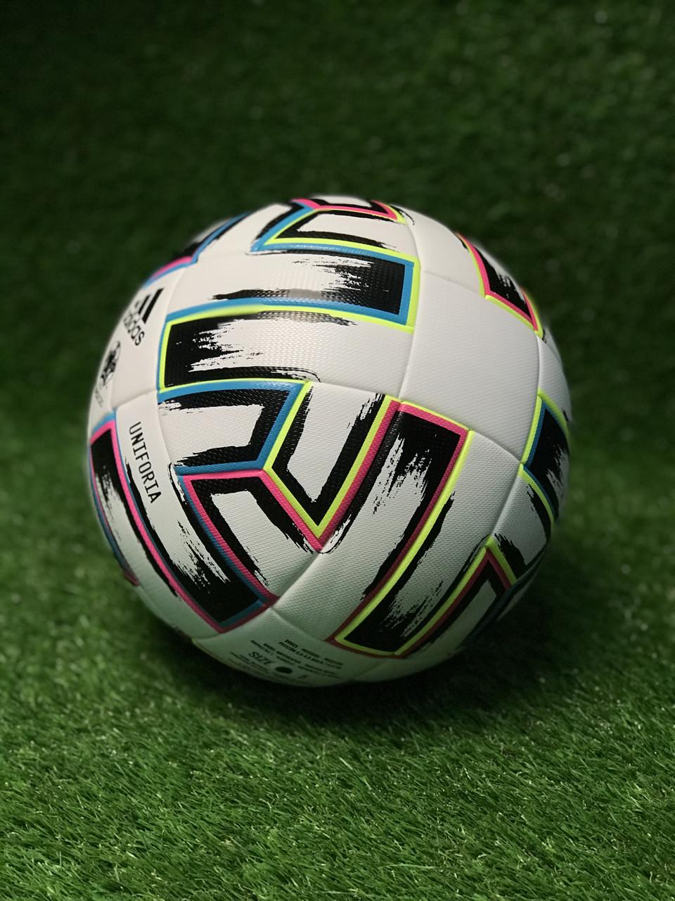 Футбольный мяч для игры в футбол спортивный игровой