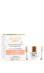 Byphasse Anti-aging Cream Pro50 Years Skin Tightening Крем проти старіння 50+