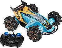 Машинка на радіоуправлінні ZIPP Toys Light Drifter Z109. Колір - блакитний, фото 1