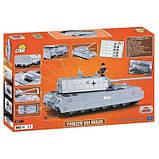Конструктор Cobi World Of Tanks Maus, 900 деталей, фото 4