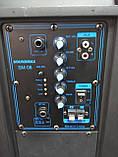 Колонка аккумуляторная с радиомикрофонами TMG ORIGINAL Soundmax SM-08 (Bluetooth/USB/SD), фото 3