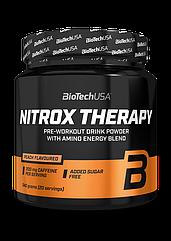 Предтреник BioTech Nitrox Therapy (340 г) биотеч нитрокс grapefruit