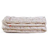 Одеяло гипоаллергенное Milada Зимнее теплое: микрофибра и силиконизированное волокно, разноцветное 175х210см, фото 1