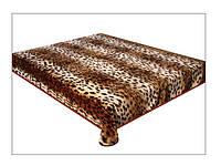 Плед акриловый Леопард 363
