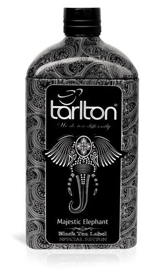 "Чай чёрный Tarlton ""Великий слон"" Bop1 150 г. ж/б"