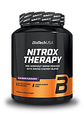 Предтреник BioTech Nitrox Therapy (680 г) биотеч нитрокс tropical fruit