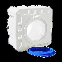 Емкость Рото Европласт из пластика квадратная 100 л Белая 4, КОД: 1881701
