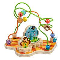 Розвиваюча іграшка лабіринт ★ Арена цирку