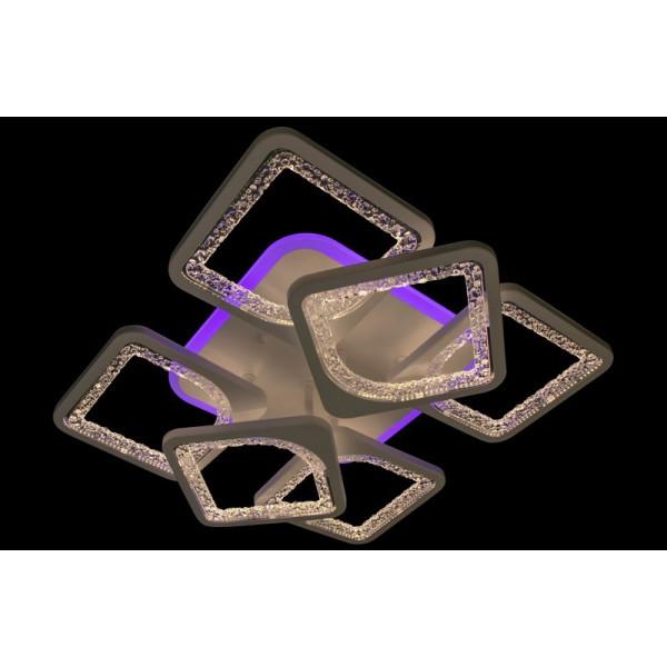 Cветодиодная люстра Linisoln 2557/4+2 WH