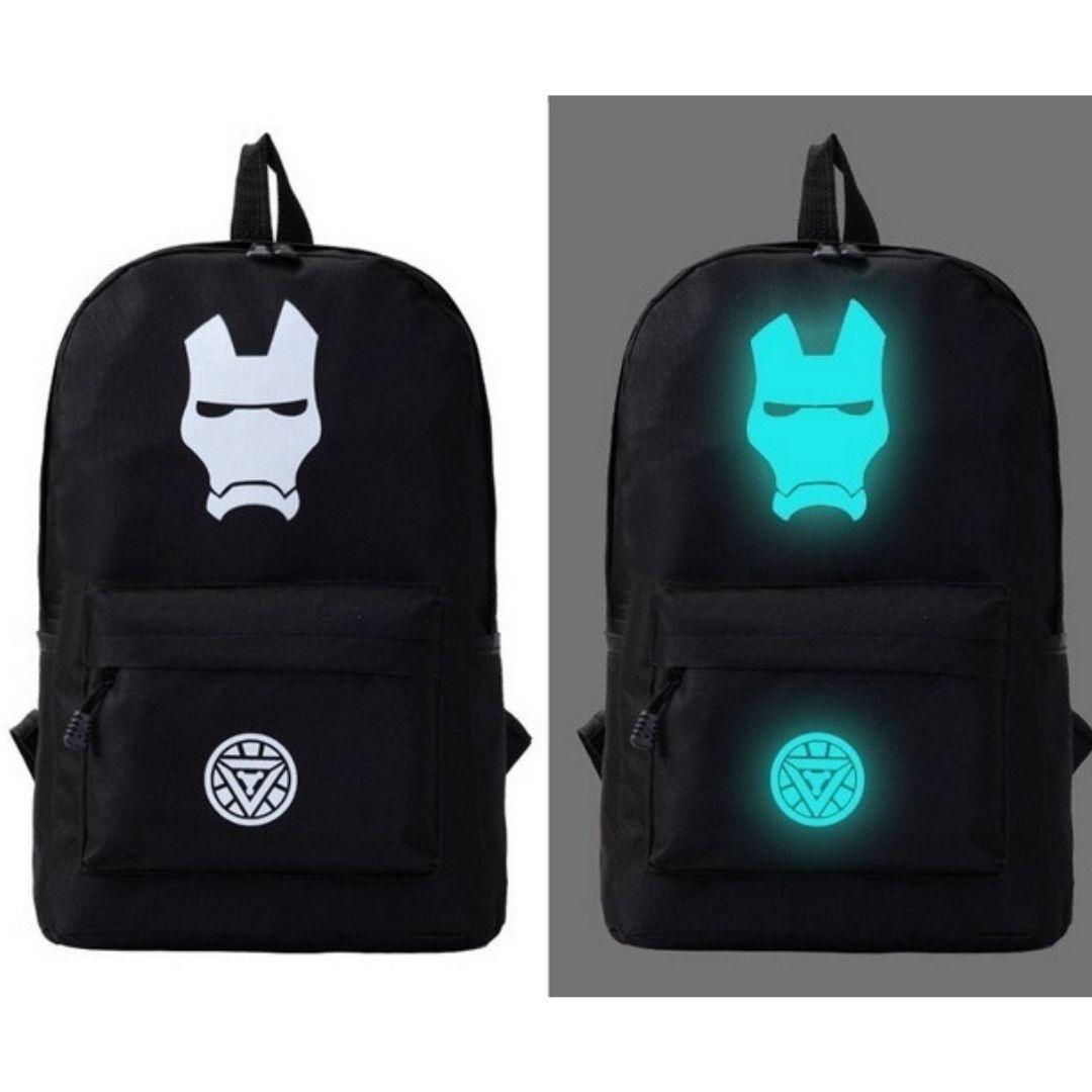 Рюкзак с подсветкой Iron СС-6756-10