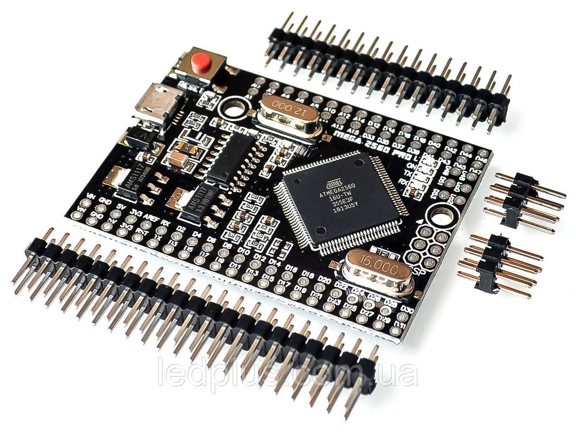 Плата Arduino Mega2560 PRO CH340