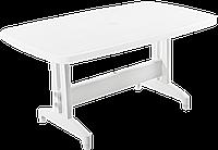 Стол PAPATYA Престиж 88x155 Белый, КОД: 1898835