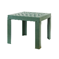 Столик для шезлонга Papatya SUDA Зеленый, КОД: 1898833