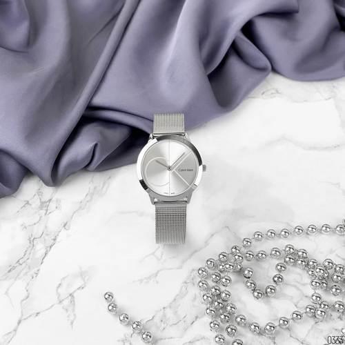 Calvin Klein  (All Silver Small)