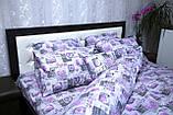 Комплект постельного белья Bretanni 1.5-й 150 х 220 см (10035), фото 7
