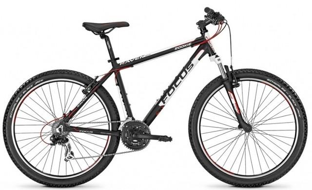 """Велосипед горный Focus Raven Rookie 26"""" (2013)"""
