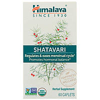 Шатавари ( Мукуна), Himalaya, Shatavari, 60 каплет