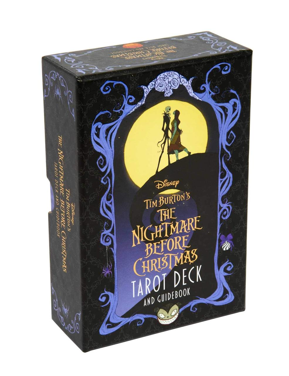 The Nightmare Before Christmas Tarot Deck/ Таро Кошмар Перед Рождеством