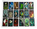 The Nightmare Before Christmas Tarot Deck/ Таро Кошмар Перед Рождеством, фото 2