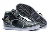 Кроссовки мужские Adidas Adi-Rise Mid (адидас) серые