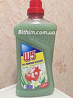 W5 алое вера(1,250л)Для влажной уборки дома.