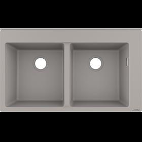 Кухонная мойка Hansgrohe 43316380