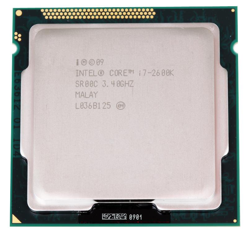МОЩНЫЙ ТОПОВЫЙ 4ехЯДЕРНИК s1155 Intel Core i7-2600K 3,4 Ghz ( TurboBOOST - 3.8 GHz ) 4 ЯДРА / 8 ПОТОКОВ