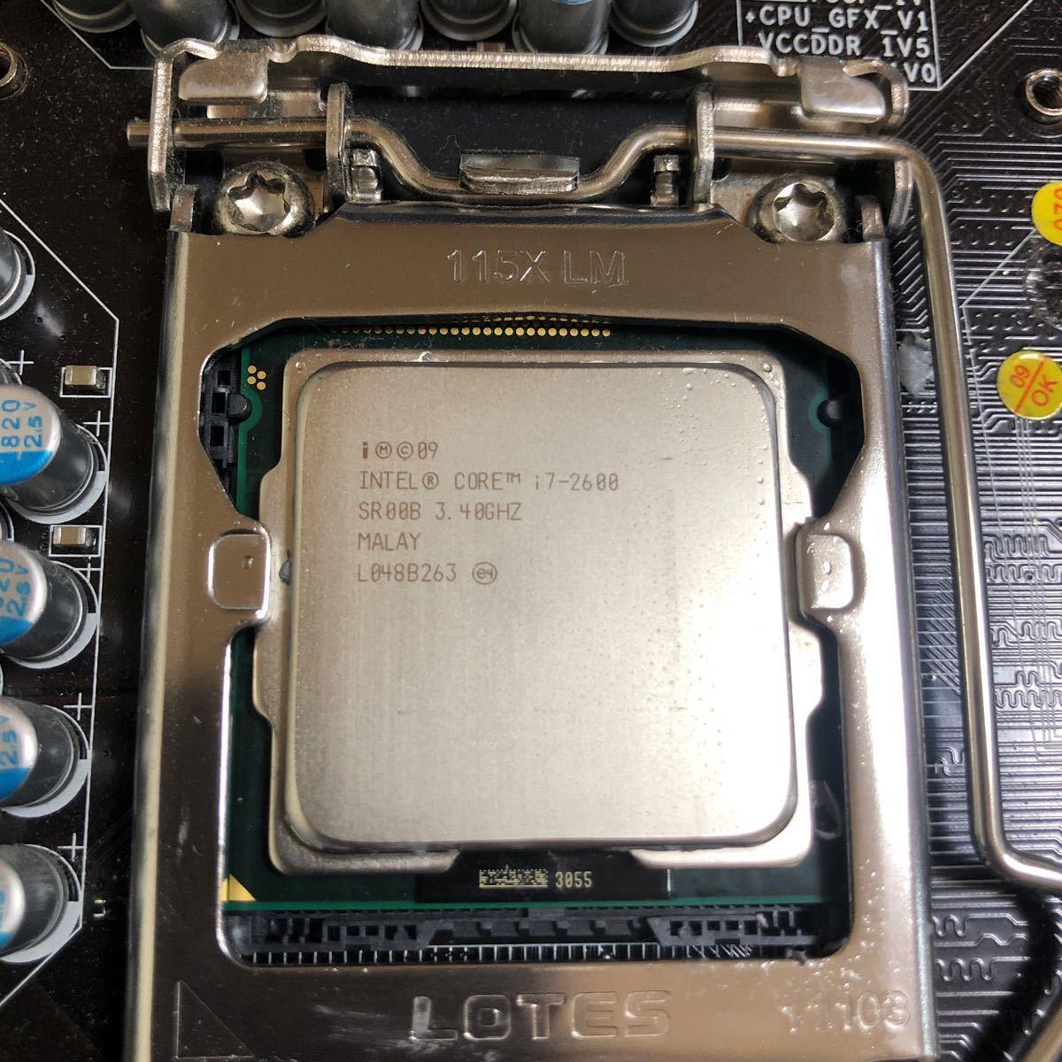 МОЩНЫЙ ТОПОВЫЙ 4ехЯДЕРНИК s1155 Intel Core i7-2600 3,4 Ghz ( TurboBOOST - 3.8 GHz ) 4 ЯДРА / 8 ПОТОКОВ
