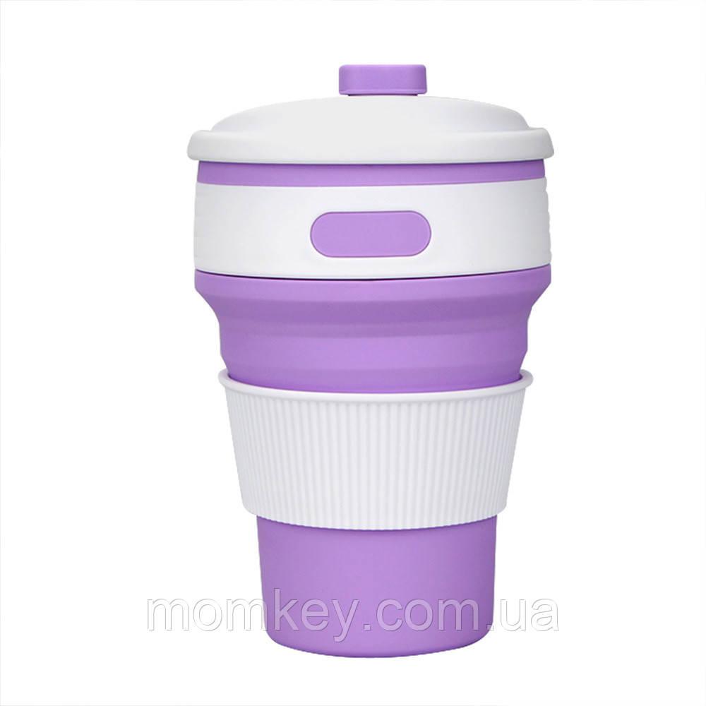Чашка 350 мл (сирень)