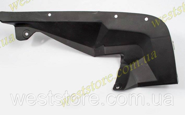 Кронштейн(полуподкрылок,прокладка) заднего брызговика левый Lanos Sens Ланос Сенс GM 96306231\96277643