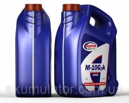 Моторне масло М-10Г2к 5л