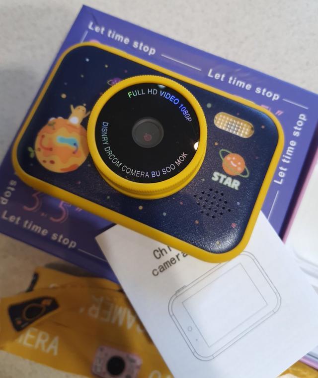 New! Дитячі фото відео камери