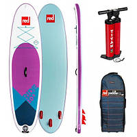 Доска SUP надувная Red Paddle ALL-AROUND Ride 10'6 Special edition 2020