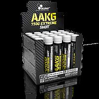 Olimp AAKG 7500 Extreme Shot 20х25ml, фото 1