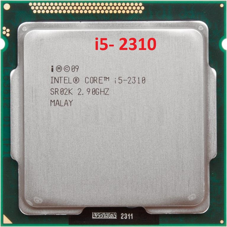 МОЩНЫЙ ПРОИЗВОДИТЕЛЬНЫЙ 4ехЯДЕРНИК на s1155 INTEL Core i5-2310 (4 ЯДРА по 2,9 Ghz,TurboBOOST до 3,2GHz,LGA1155
