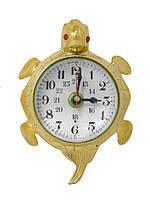 """Часы латунные """"Черепаха"""" (чл-30)"""