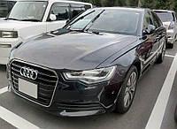 Стекло фары Audi A6 C7 (2011-2014) дорестайлинг, Allroad (2012-2014) левое