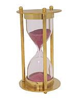 Часы песочные в латуни (чп-07)