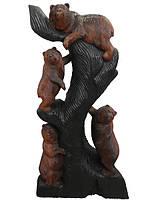 Чотири ведмедя на дереві (мс-07)