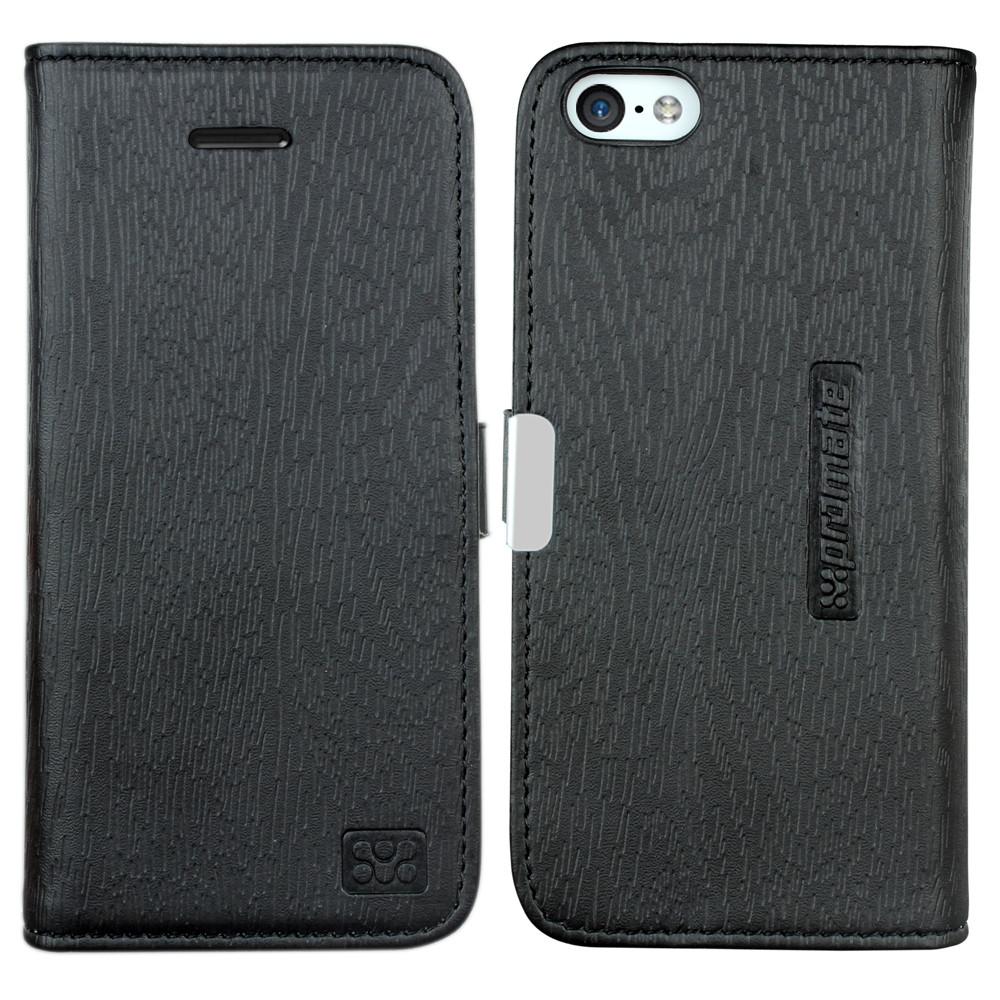 Защитный чехол для iPhone 5c Promate Tava 5c Black