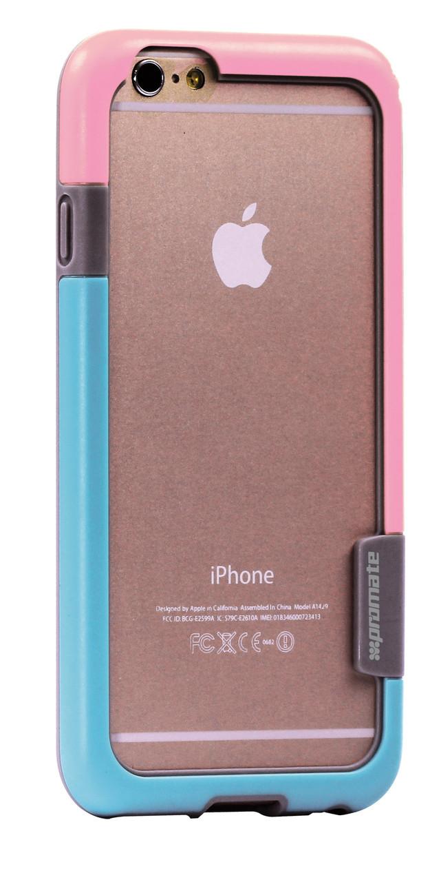 Чехол для iPhone Promate Fendy-i6 Pink