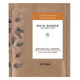 Хна  Botanical RAIN DANCE - Light Orange  300г